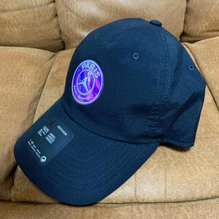 ナイキ(NIKE)の新品/未使用【ジョーダン×PSG パリサンジェルマン キャップ 帽子】(キャップ)