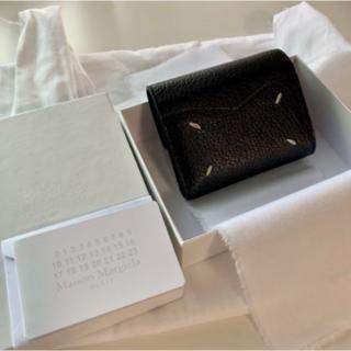 (新品,未使用)Maison Margiela 三つ折り財布