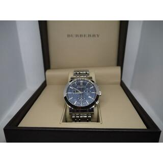 BURBERRY - メンズ腕時計 ☆BURBERRYバーバリークロノ
