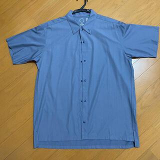 山と道 完売 バンブーショートスリーブシャツ