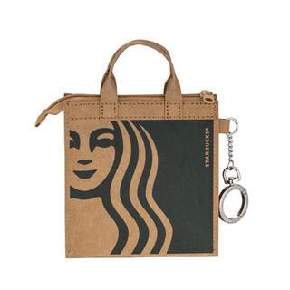 Starbucks Coffee - 台湾 スターバックス サイレン コインケース 小物入れ バッグ ポーチ