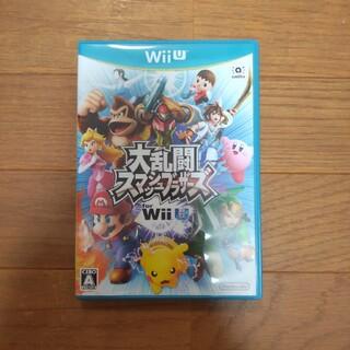 Wii U - 大乱闘スマッシュブラザーズ for Wii U Wii U