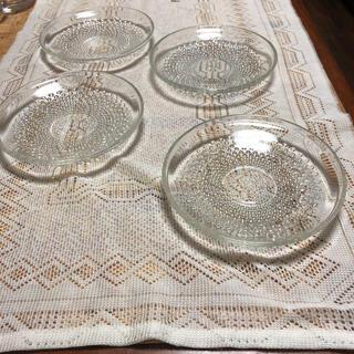 レトロガラス皿(食器)
