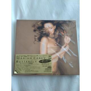 ソニー(SONY)の初回盤 限定 Mariah Carey マライアキャリー Butterfly (ポップス/ロック(洋楽))