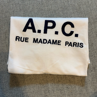 A.P.C - A.P.C. ロゴTシャツ