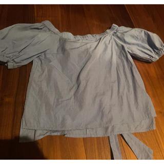 アンドクチュール(And Couture)のアンドクチュール ブラウス(シャツ/ブラウス(半袖/袖なし))