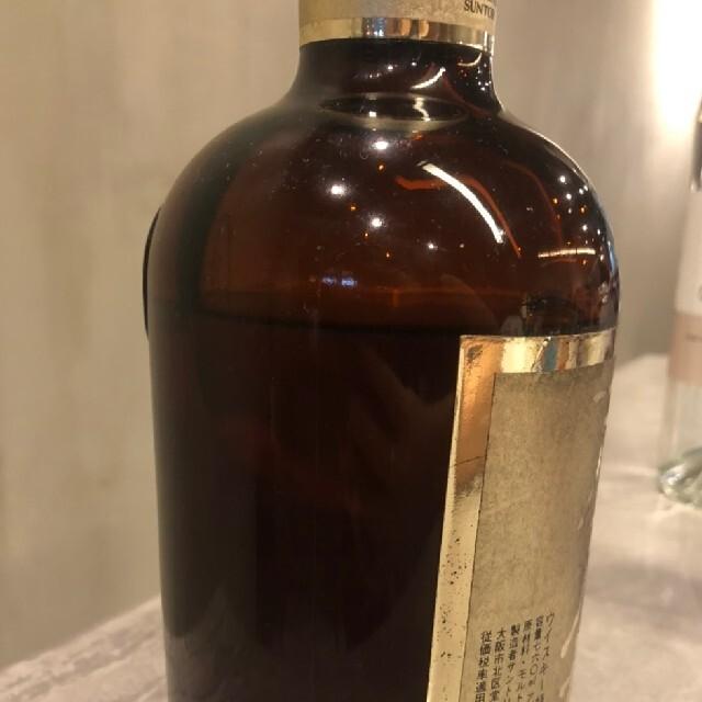 サントリー(サントリー)のサントリー ウイスキー 創業ラベル 1899 食品/飲料/酒の酒(ウイスキー)の商品写真