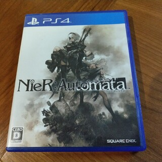 PlayStation4 - ps4  ニーアオートマタ