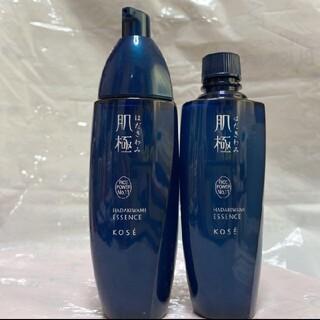 コーセー(KOSE)のKOSE 肌極 美容液 ラージサイズ本体+スペアセット(美容液)