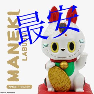 MEDICOM TOY - LABUBU 招き猫 日本限定