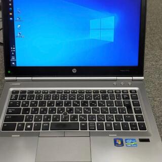 HP - Core-i5 3320M/SSD120GB/8GB ノートパソコン