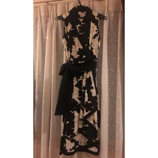 アルティザン(ARTISAN)のアルチザン ドレス シルク100%(ミディアムドレス)