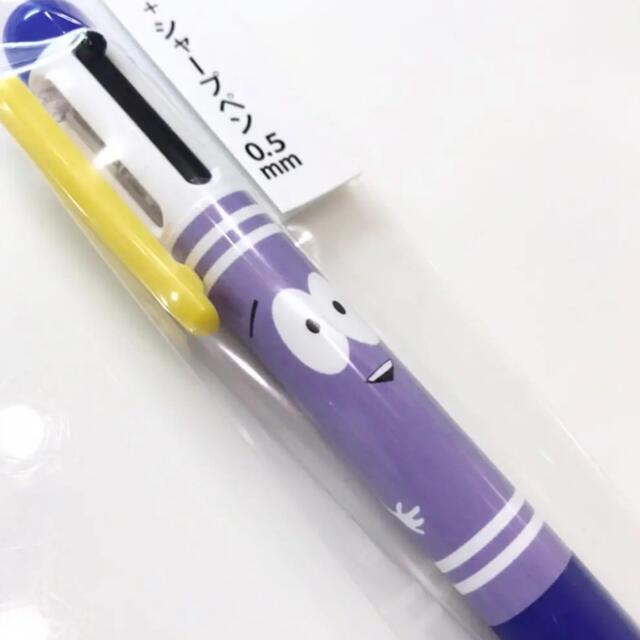 新品 日本製 サウスパーク タオリー 3色ボールペン + シャーペン 420 インテリア/住まい/日用品の文房具(ペン/マーカー)の商品写真