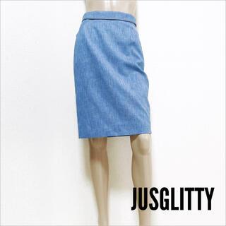 JUSGLITTY - JUSGLITTY レースアップ リボン スカート*アプワイザーリッシェ ノエラ