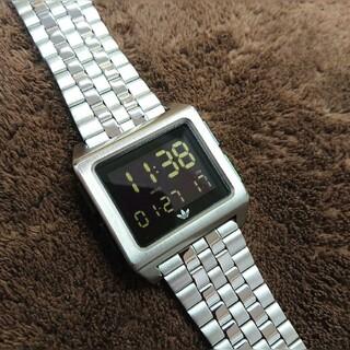 adidas - 未使用品大特価☆18,700円→5,000円☆アディダス腕時計 デジタル⑰