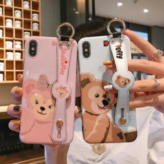 おしゃれ 可愛い  iPhoneケース X/XS シェリーメイ ピンク(iPhoneケース)
