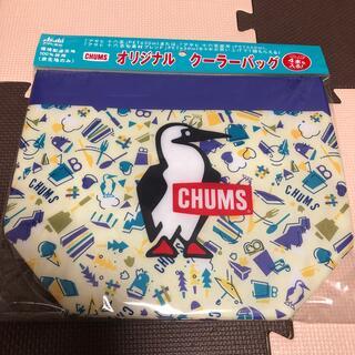 CHUMS - 【未使用】チャムス クーラーバッグ(4)