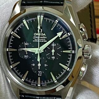 OMEGA - オメガ シーマスター 281.250.31 腕時計 黒文字盤