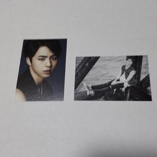 BTS  ジン CDショップ購入特典 トレカ カード