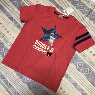 DOUBLE.B - ミキハウス ダブルB Tシャツ 150