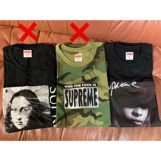 Supreme - ③Supreme 19fw Mary J. Blige Tee Black M