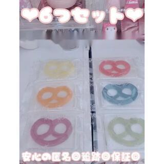グミッツェル ヒトツブカンロ 6つ (菓子/デザート)