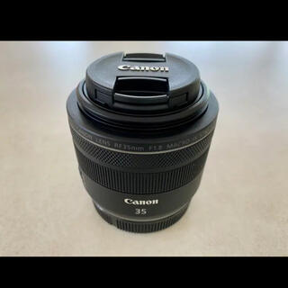 Canon - 【即日発送!美品】RF35mm F1.8 macro IS STM