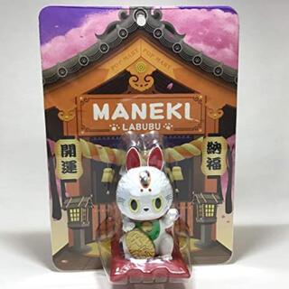 正規品 LABUBU 招き猫 ラブブ MANEKI POP MART 新品未開封
