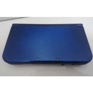 ニンテンドー3DS - new3DSLL メタリックブルー