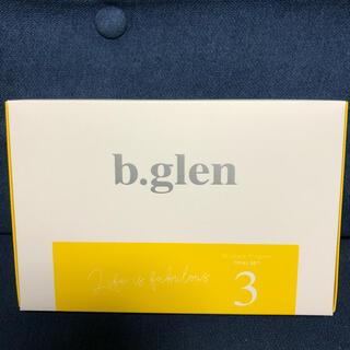 b.glen - ビーグレン スキンケアプログラム3 トライアルセット&リセットマスク