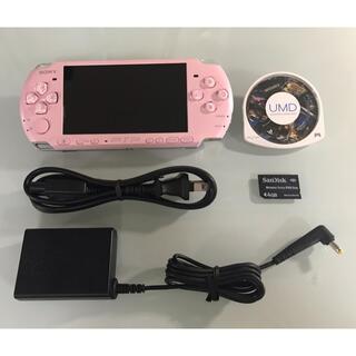 PlayStation Portable - 良品 PSP-3000  ブロッサムピンク