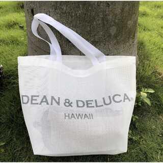 数量限定 DEAN & DELUCA HAWAII メッシュ ホワイト
