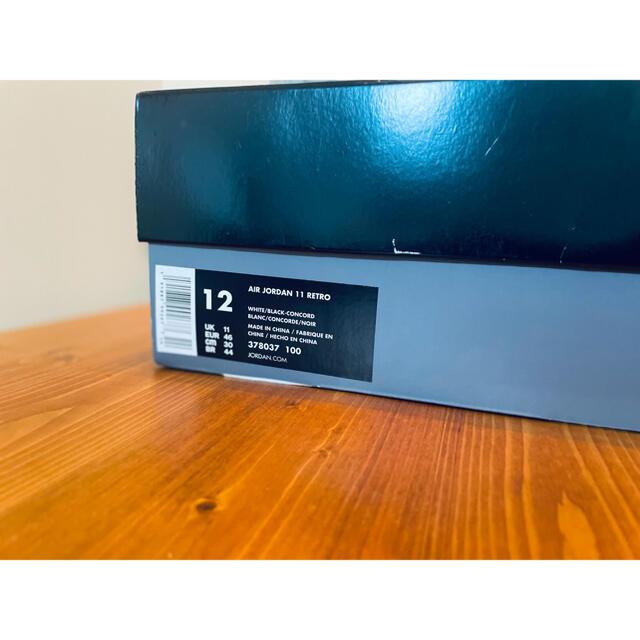 NIKE(ナイキ)のAIR JORDAN 11 RETRO(30cm) メンズの靴/シューズ(スニーカー)の商品写真