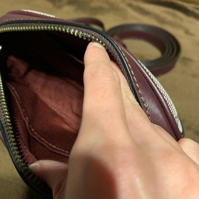 COACH(コーチ)の【coachコーチ】ショルダーベルトバック 新品 レディースのバッグ(ショルダーバッグ)の商品写真