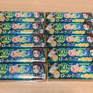 鬼滅の刃 ぷっちょ 桃サイダー味 10個セット