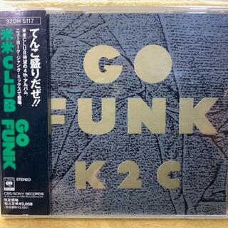 米米CLUB / GO FUNK(ポップス/ロック(邦楽))