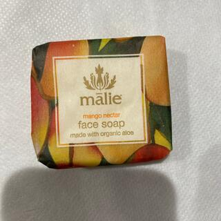 マリエオーガニクス(Malie Organics)のマリエ フェイスソープ(洗顔料)