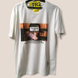 smoking kills 外国人パロディ Tシャツ