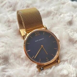 Paul Hewitt ポールヒューイット sailor line 腕時計(腕時計)