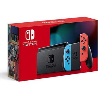 Nintendo Switch - Nintendo Switch ネオン 新品未開封