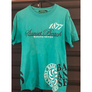 バナナセブン(877*7(BANANA SEVEN))のBANANA★SEVEN TシャツS(Tシャツ/カットソー(半袖/袖なし))