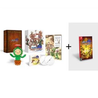 Nintendo Switch - 【Switch】 聖剣伝説 レジェンド オブ マナ コレクターズ エディション