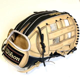 Wilson Staff - wilson  ウイルソン 軟式オーダーグローブ D8型(外野手用)
