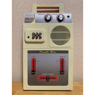 ANABAS audio GMX-N3(ターンテーブル)