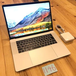 Mac (Apple) - 良品!SSD512GB MacBook pro 15インチ 2017