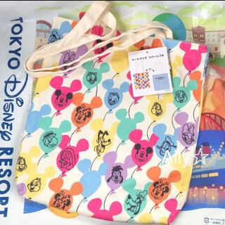 Disney - 新作♡ ミッキー  バルーン  トートバッグ ディズニーリゾート