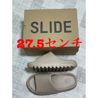"""アディダス(adidas)の27.5センチ  ADIDAS YEEZY SLIDE """"PURE""""(サンダル)"""