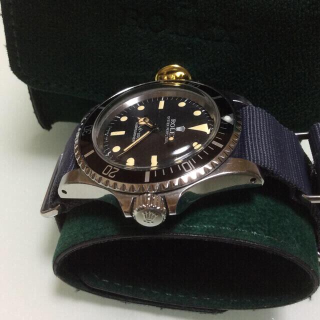 ROLEX(ロレックス)のロレックス  Ref 5513  cal 1520  メンズの時計(腕時計(アナログ))の商品写真