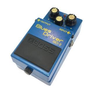 BOSS ブルースドライバー   BD-2 ボス(エフェクター)