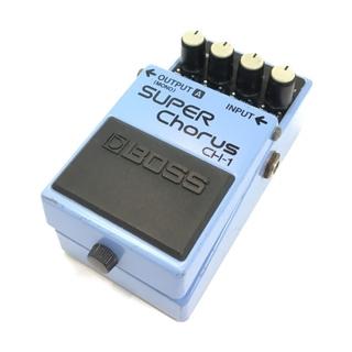 BOSS コーラス   CH-1 ボス(エフェクター)